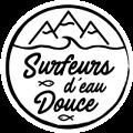Surfeurs d'eau douce
