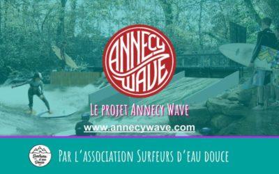 Le projet Annecy Wave en détails, présentation publique